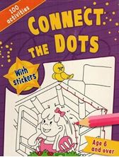 Image de Connect the dots - 100 activities - with stickers
