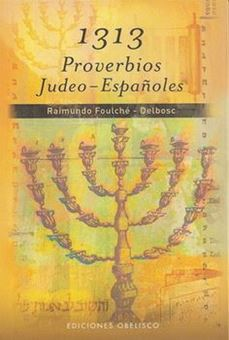Picture of 1313 Proverbios judeo-españoles