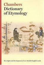 Picture of Chambers Dictionary of Etymology