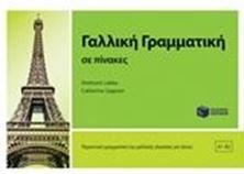 Image de Γαλλική γραμματική σε πίνακες