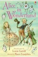 Image de Alice in Wonderland (with CD)
