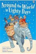 Image de Around the World in Eighty Days (with CD)