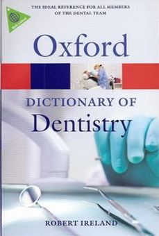 Image sur A Dictionary of Dentistry