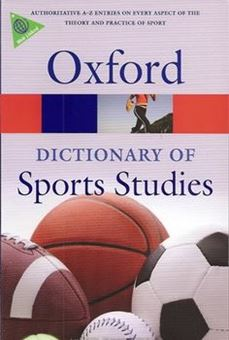 Image sur A dictionary of sports studies