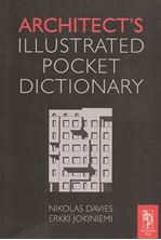 Picture of Architect's Illustrated Pocket Dictionary