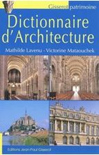 Picture of Dictionnaire d'architecture