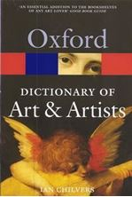Picture of The Oxford dictionary of art and artists