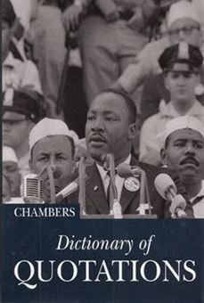 Picture of Chambers Dictionary of Quotations