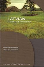 Image de Latvian-English / English-Latvian Dictionary & Phrasebook