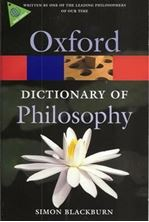 Picture of The Oxford Dictionary of Philosophy