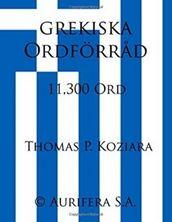 Εικόνα της Grekiska Ordförråd