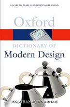 Picture of Dictionary of Modern Design