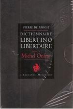 Picture of Dictionnaire libertino-libertaire - Coffret en 2 volumes