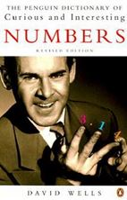 Picture of The Penguin Dictionary of Curious and Interesting Numbers