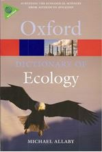 Image de A Dictionary of Ecology