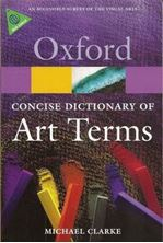 Εικόνα της The Concise Oxford dictionary of art terms