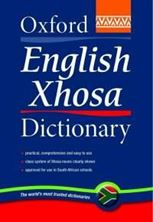 Picture of English-Xhosa dictionary