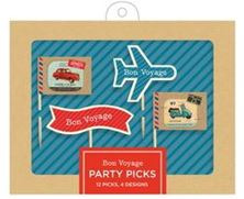 Picture of Bon Voyage Party Picks