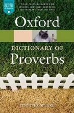 Image de The Oxford Dictionary of Proverbs