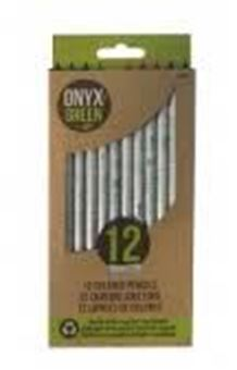 Picture of Colored Pencils/Recycled Paper/12 Pk SET