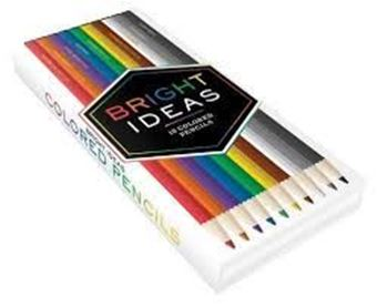 Picture of Bright Ideas: 10 Colored Pencils SET