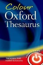 Picture of Colour Oxford English Thesaurus