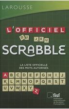 Picture of L'officiel du jeu Scrabble