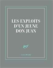 Picture of Carnet carré «Les Exploits d'un jeune don Juan»