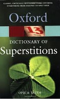 Image sur A Dictionary of Superstitions