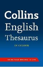 Εικόνα της Collins English Thesaurus