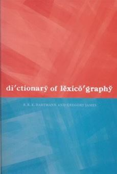 Picture of Dictionary of Lexicography