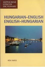 Image de Hungarian-English - English-Hungarian Concise Dictionary