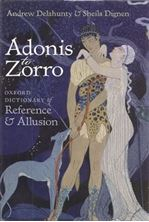 Picture of Adonis to Zorro - Oxford Dictionary of Reference and Allusion