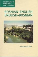 Image de Bosnian-English / English-Bosnian Concise Dictionary