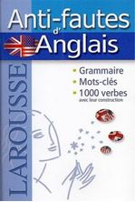 Picture of Anti-fautes d'anglais