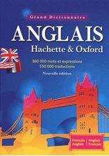 Picture of Le Grand Dictionnaire Hachette-Oxford : français-anglais, anglais-français