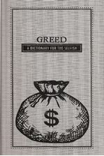Picture of Seven sins - Greed: A Dictionary for the Selfish