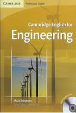Picture of Cambridge English for Engineering (+CDs)
