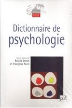 Picture of Dictionnaire de psychologie