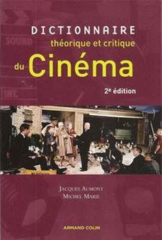 Dictionnaire théorique et critique du cinéma