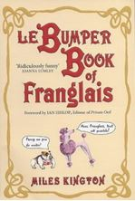 Εικόνα της Le Bumper book of Franglais
