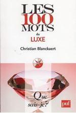 Picture of Les 100 mots du luxe