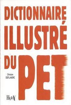 Picture of Dictionnaire illustré du pet