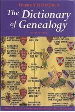 Picture of The Dictionary of Genealogy