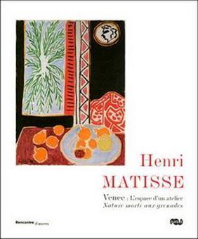 Henri Matisse - Vence : l'espace d'un atelier