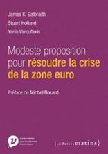 Picture of Modeste proposition pour résoudre la crise de la zone euro