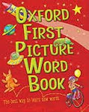 Εικόνα της Oxford First Picture Word Book