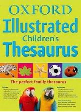 Picture of Oxford Illustrated Children's Thesaurus