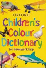 Picture of Oxford Children's Colour Dictionary