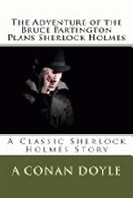 Picture of The Adventure of the Bruce Partington Plans Sherlock Holmes